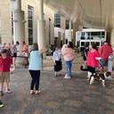 Pet Blessing at Our Lady of Lourdes Regional Medical Center photo album thumbnail 9