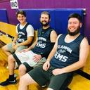 Priests Vs. Seminarians Basketball Game photo album thumbnail 11