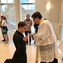 Behind the Scenes at the Ordination Mass photo album thumbnail 21